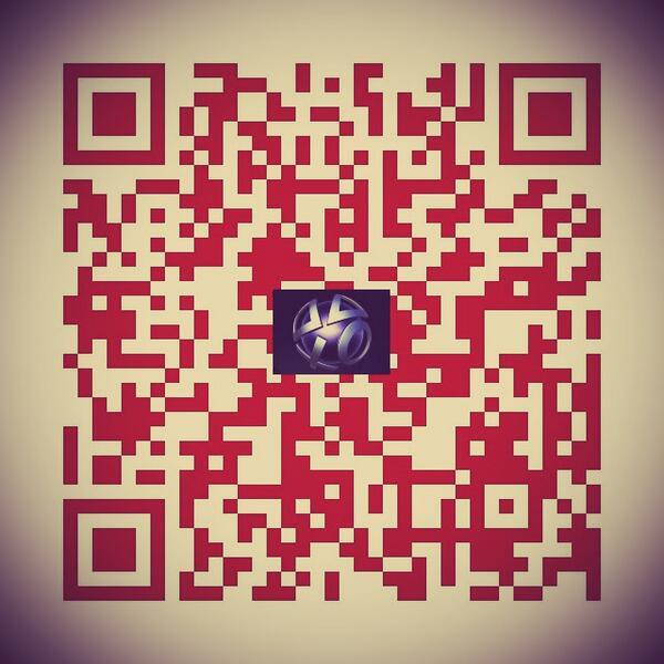 QR code play3 fan