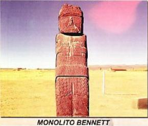 Resultado de imagen de monolith bennett